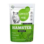 Delicado Verde Complete Menu Hamster hörcsögeledel 500g