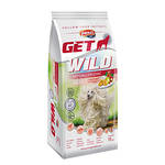 GetWild Hypoallergenic Adult Lamb & Rice Apple 15kg