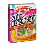 Panzi Szőrregeneráló tabletta macskáknak 100db