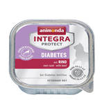 Animonda Integra Protect Diabetes marha 100g