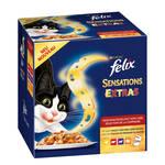 Felix Sensation Extras illatos szószos válogatás 24x100g