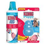 KONG Puppy Small és Stuffn Easy Treat Puppy Paste