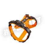 Julius K-9 HDR Hard Dog Race kutyahám Fekete-Narancs 7-14kg S
