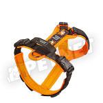 Julius K-9 HDR Hard Dog Race kutyahám Fekete-Narancs 13-24kg M