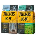 Julius K-9 GF Utility Dog Hypo Adult Vaddisznó áfonya +Nyúl rozmaring 2x10kg