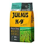 Julius K-9 GF Race Dog Adult Rabbit Rosemary 10kg