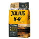 Julius K-9 GF City Dog Adult Duck Pear 10kg