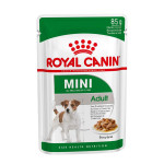 Royal Canin Mini Adult falatok szószban 85g