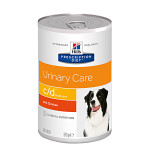 Hills PD Canine c/d Multicare Urinary Care 370g