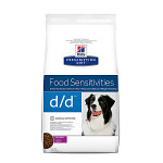 Hills PD Canine d/d Food Sensitivities Duck & Rice 2kg