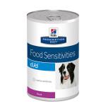 Hills PD Canine d/d Food Sensitivities Duck 370g