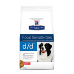 Hills PD Canine d/d Food Sensitivities Salmon & Rice 12kg
