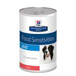 Hills PD Canine d/d Food Sensitivities Salmon 370g