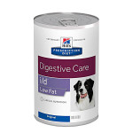 Hills PD Canine i/d Digestive Care Low Fat 360g
