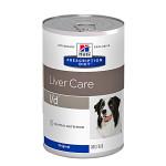 Hills PD Canine L/d Liver Care 370g