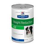 Hills PD Canine r/d Weight Reduction 350g