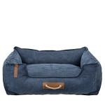 Trixie Be Nordic Bed kutyafekhely kék 100x80cm