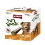Animonda Fun Snacks pulykahúsos rágórudak 20db 500g