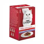 Gourmet Mon Petit Húsos válogatás 6x50g