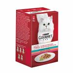 Gourmet Mon Petit Halas válogatás 6x50g