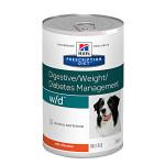 Hills PD Canine w/d Digestive Weight Diabetes Management 370g