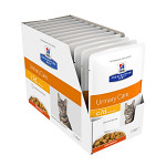 Hills PD Feline c/d Multicare Urinary Care Chicken 12x85g