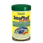 Tetra Phyll Granulat díszhaltáp 250ml