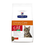 Hills PD Feline c/d Urinary Stress Reduced Calorie 4kg