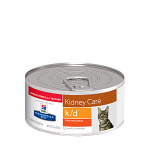Hills PD Feline k/d Kidney Care  Minced Chicken 156g