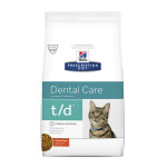 Hills PD Feline t/d Dental Care 5kg