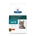 Hills PD Feline w/d Digestive Weight Management 1,5kg