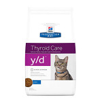 Hills PD Feline y/d Thyroid Care 5kg