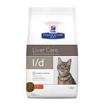 Hills PD Feline L/d Liver Care 1,5kg
