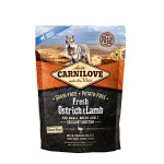 CarniLove Small Dog Excellent Digestion Strucc Bárány 1,5kg