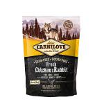 CarniLove Adult Muscles Bones & Joints Csirke Nyúl 1,5kg