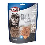 Trixie Premio 4 Meat Minis Minikockák Mega Pack 4x100g