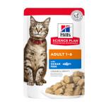 Hills SP Feline Adult Multipack Ocean Fish 12x85g