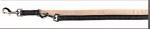 Trixie Softline Elegance Kiképző Fekete póráz L-XL 1m/25mm