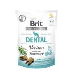 Brit Care Snack Dog Functional Dental Venison 150g