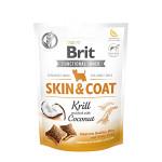 Brit Care Snack Dog Functional Skin & Coat Krill 150g