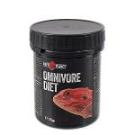 ReptiPlanet Omnivore Diet mindenevő hüllőknek 75g