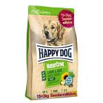 Happy Dog NaturCroq Lamm & Reis 15+3kg Ajándék