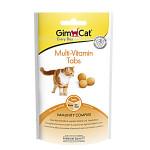 GimCat Multi-Vitamin Tabs vitamin jutalomfalat tabletta 40g