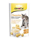 GimCat Cheezies Bits sajtos tabletták 50g