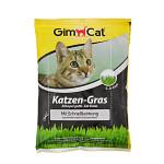 GimCat Katzen Gras macskafű utántöltő 100g