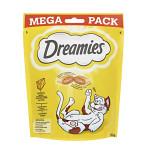 Dreamies Mega Pack Töltött falatkák sajtos 180g