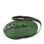 Trixie Long Line kiképző és oktatópóráz zöld 15m/2cm