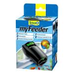 Tetra myFeeder digitális haletető készülék fekete
