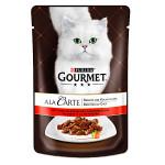 Gourmet A La Carte Collection Marha nyári zöldségekkel 85g