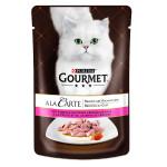 Gourmet A La Carte Collection Pisztráng finom zöldségválogatással 85g